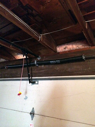 Clopay Torsion Spring System in Belleair Beach